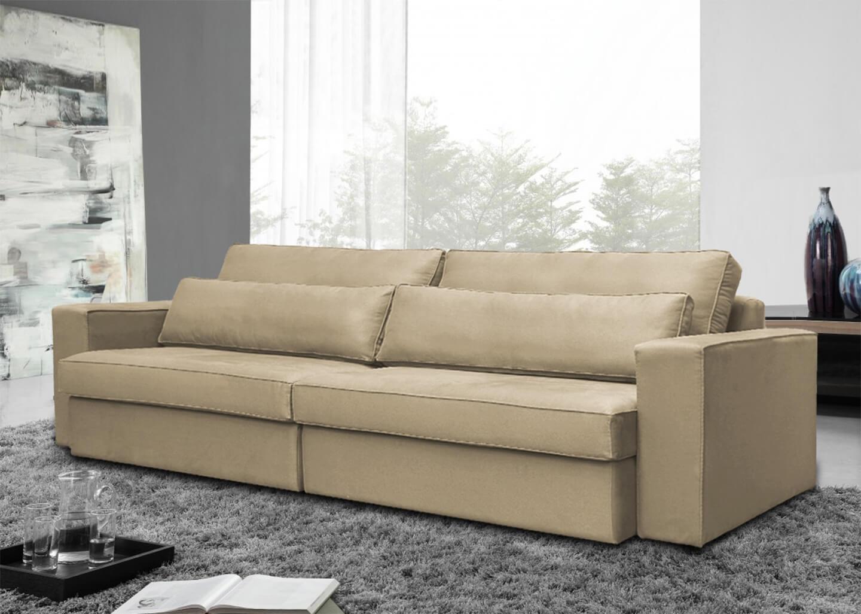 Sofá de 2 Lugares Retrátil
