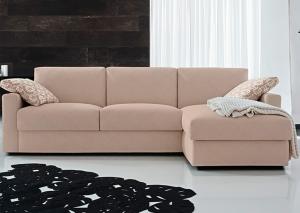 Sofá 2 Lugares com Chaise